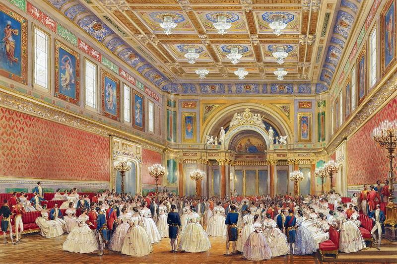Palácio de Buckingham, 17 de junho de 1856.jpg