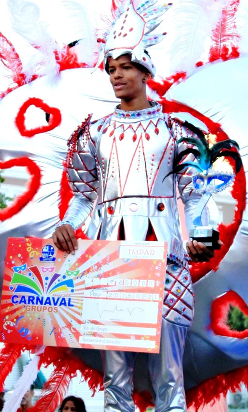 Entrega de Prémios de Carnaval na Praia