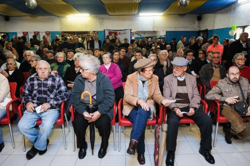 fotografia de assembleia no Bairro da Prodac SUL (