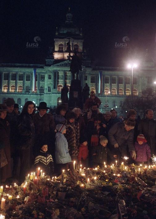 Praça Venceslau, Praga